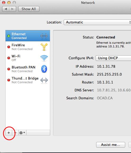 Step 3 VPN Mac