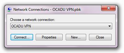 Step 1 VPN Windows
